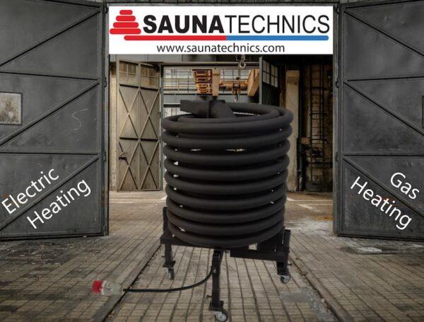 De Green HEATer – SAUNA Electric heating