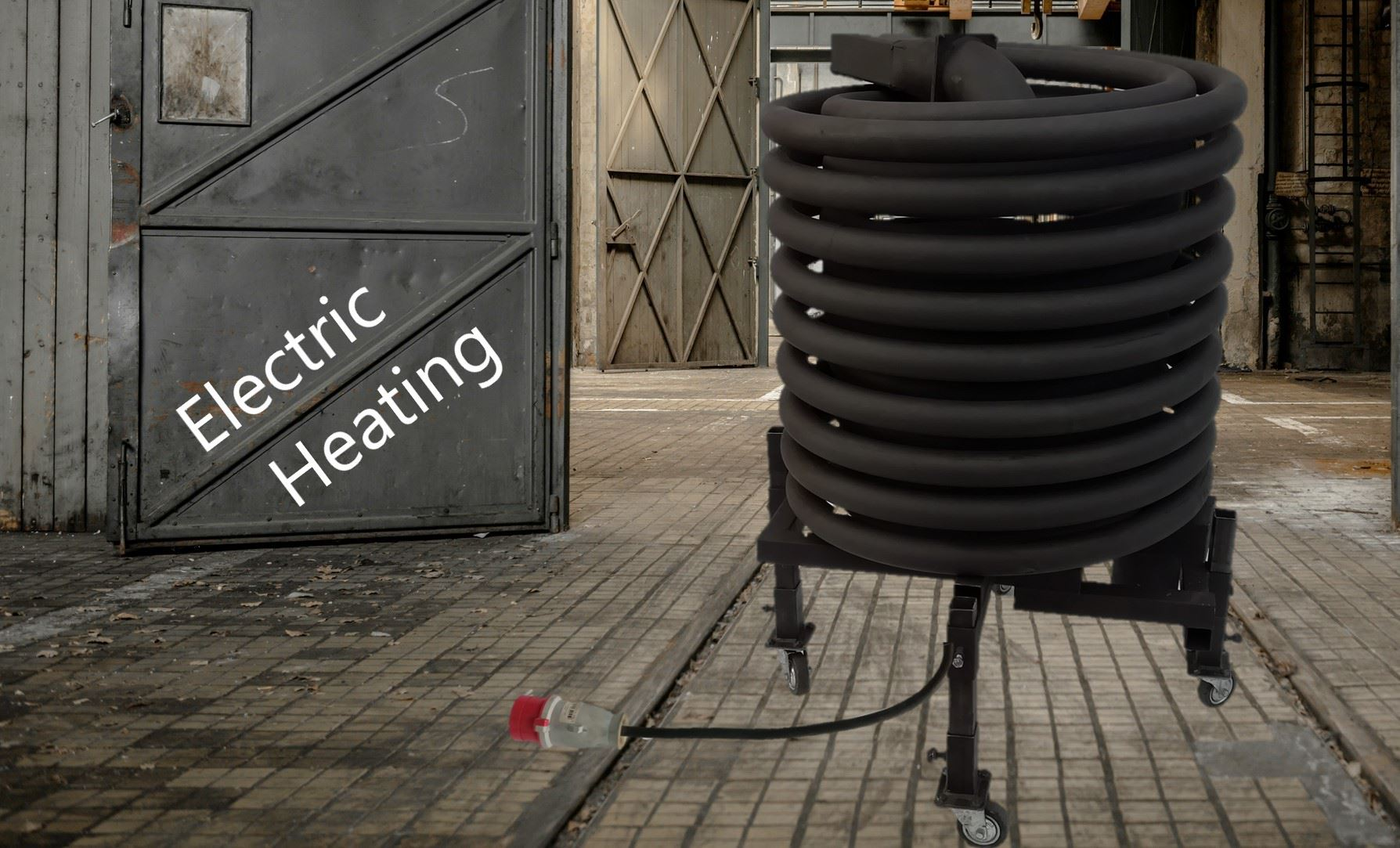De Green HEATer - SAUNA Electric heating